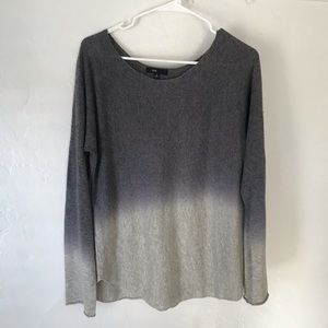 Lightweight Ombré Sweater